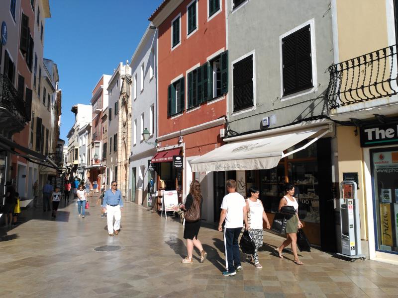 Pla Director Sectorial d'Equipaments Comercials per a l'Illa de Menorca
