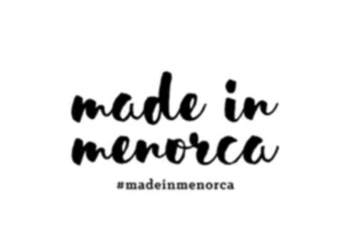 Made in Menorca